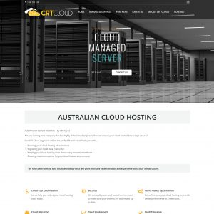 CRT Cloud Hosting