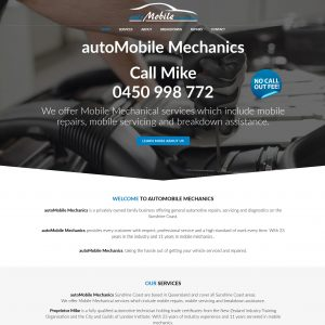 autoMobile Mechanics